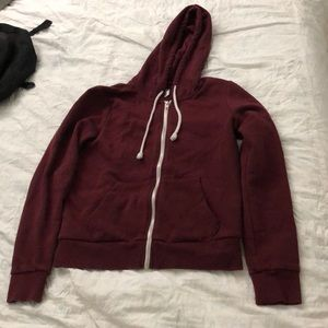 Zip up sweater from H&M